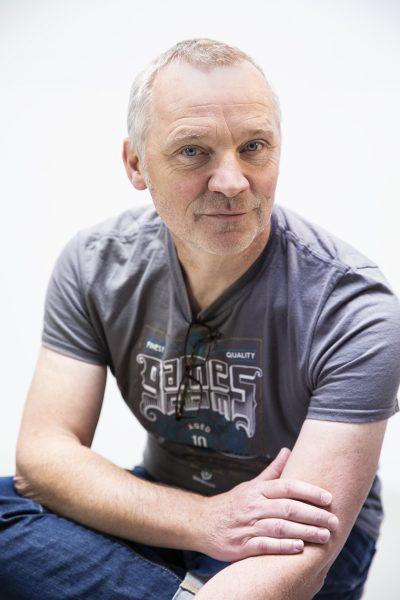 Portrait von Klaus