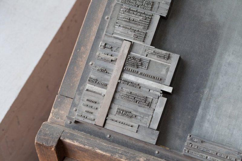 Druckplatten